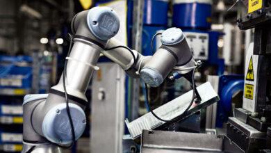 Robótica colaborativa: Eficiencia y sostenibilidad para el planeta