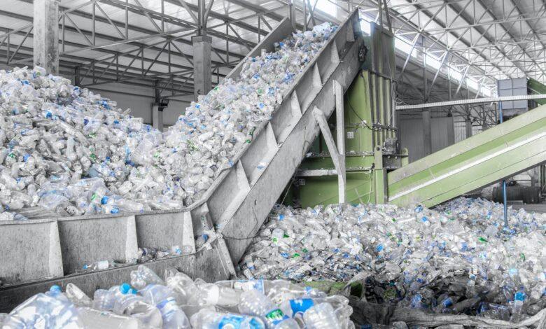 WASTX Plastic: la planta de reciclaje de plástico más grande del mundo