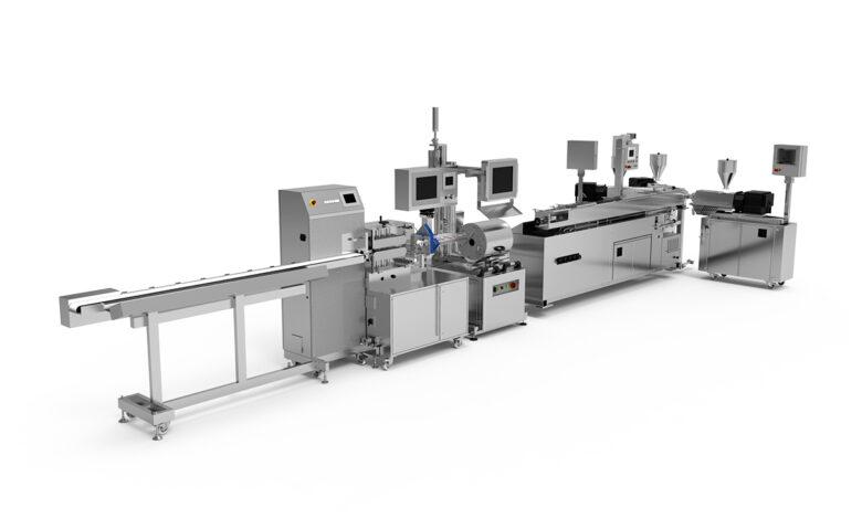 COLLIN Línea Médica: Producción de catéteres multilumen y multicapa para aplicaciones médicas