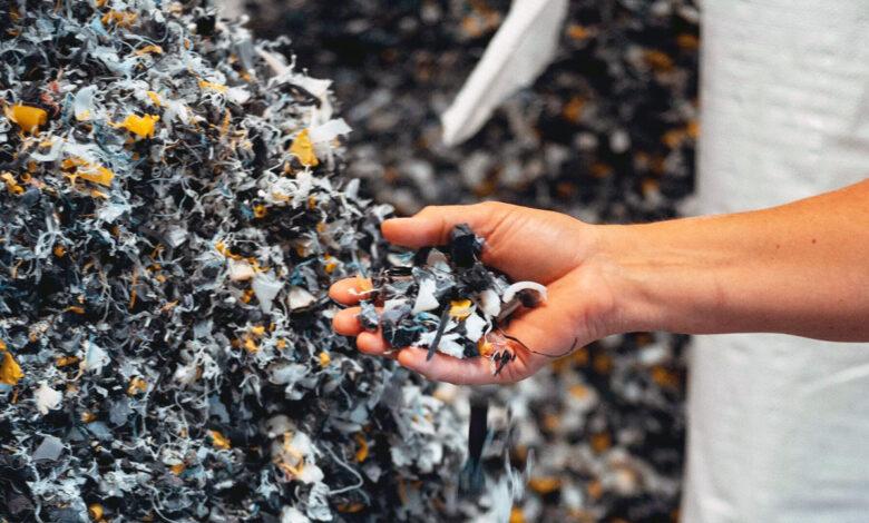 Econyl: un hilo a partir de redes de pesca recicladas cambia la industria automotriz