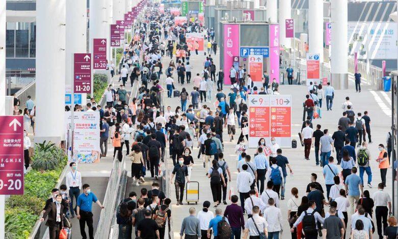 CHINAPLAS 2021 concluye con gran éxito: 152,134 visitantes acudieron a la feria