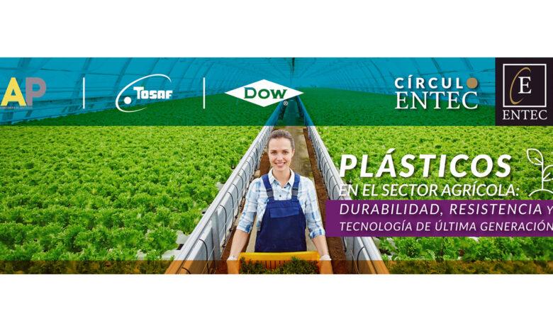 Webinar Gratuito Entec Resins México: Plásticos en el sector agrícola