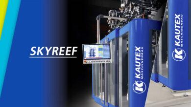 CHINAPLAS 2021: Kautex presentó la nueva serie Skyreef