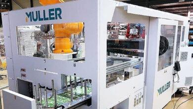Muller lanza un nuevo etiquetado en molde (IML)