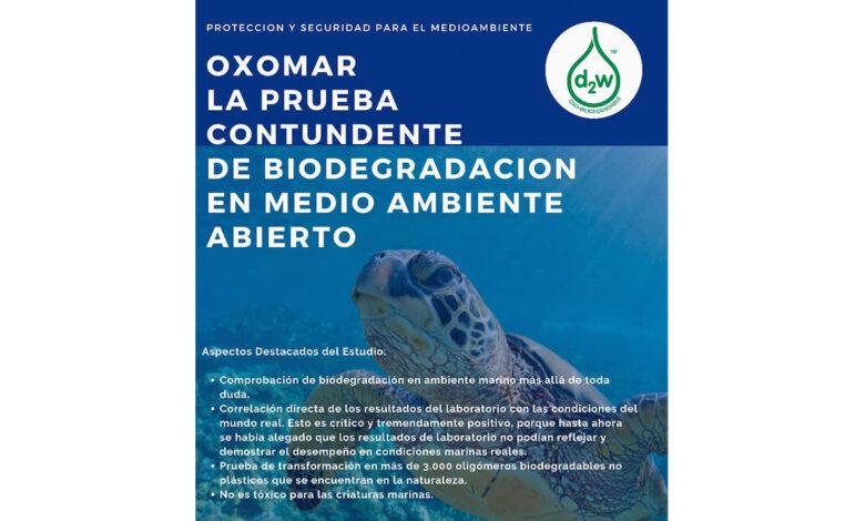 Confirman biodegradación de plásticos oxo-biodegradable en los océanos