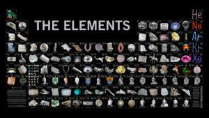 Theodore Gray: la dinámica visual de la química