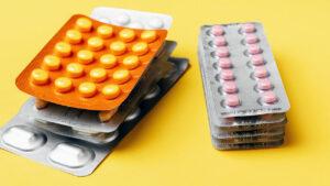 Blíster de plástico para sector médico