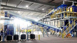 Proyecto SIPTex: la primera planta de clasificación textil automatizada del mundo