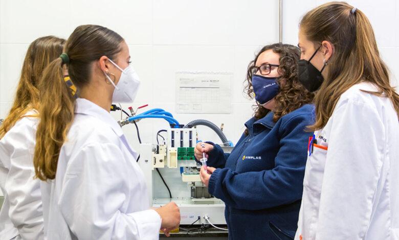 AIMPLAS busca introducir impresión 3d en hospitales, crear nuevos materiales y resolver los retos medioambientales