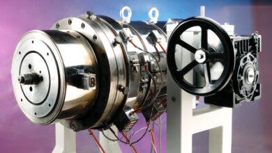 Conair presenta la línea de extrusión PipeMaster