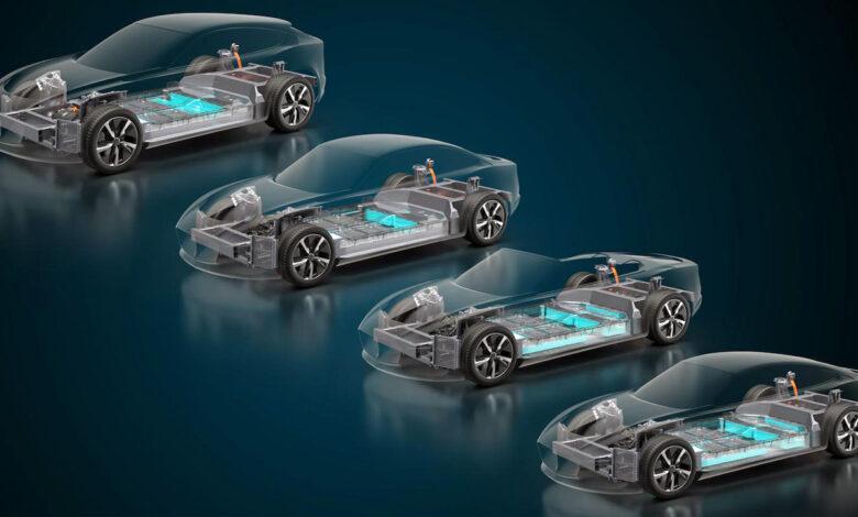 WAE e Italdesign crean una solución para vehículos eléctricos de alto rendimiento