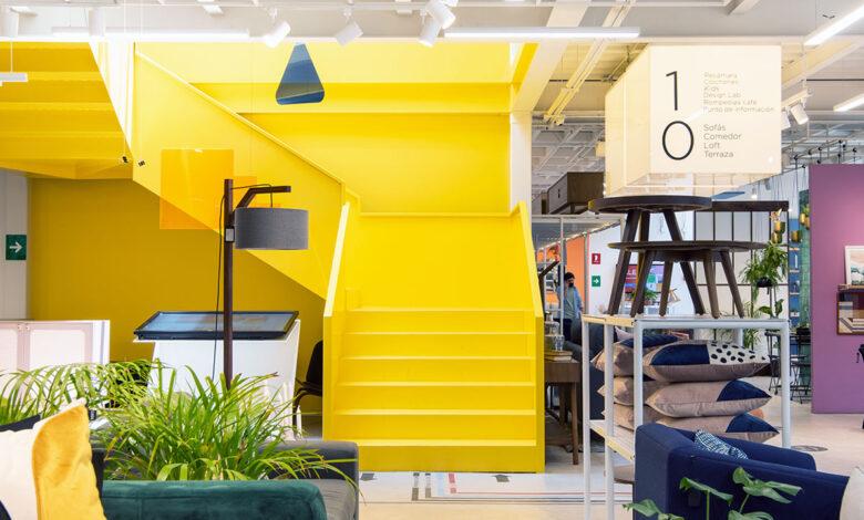 """""""COHABITANDO"""": la colaboración entre GAIA y Comex inspirada en el Color del Año"""