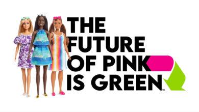 Así son las primeras Barbies hechas con plástico reciclado