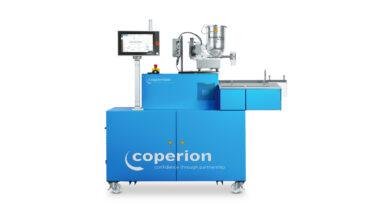 Coperion suministra una extrusora de doble tornillo a la Universidad de Gante para el reciclaje químico de plásticos