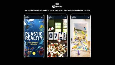 Corona es la primera marca global de bebidas en lograr una huella de plástico neta cero en el mundo
