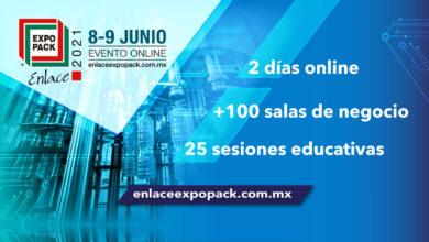 Enlace EXPO PACK 2021 inicia este 8 de junio