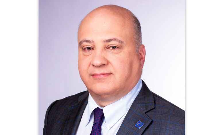 Graham Engineering asciende a Vladimir Ilyutovich a Director de Ventas Internacionales de Sistemas de Extrusión