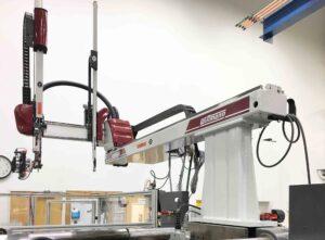 R&D Plastics utiliza los robots WITTMANN BATTENFELD de arquitectura abierta y flexible