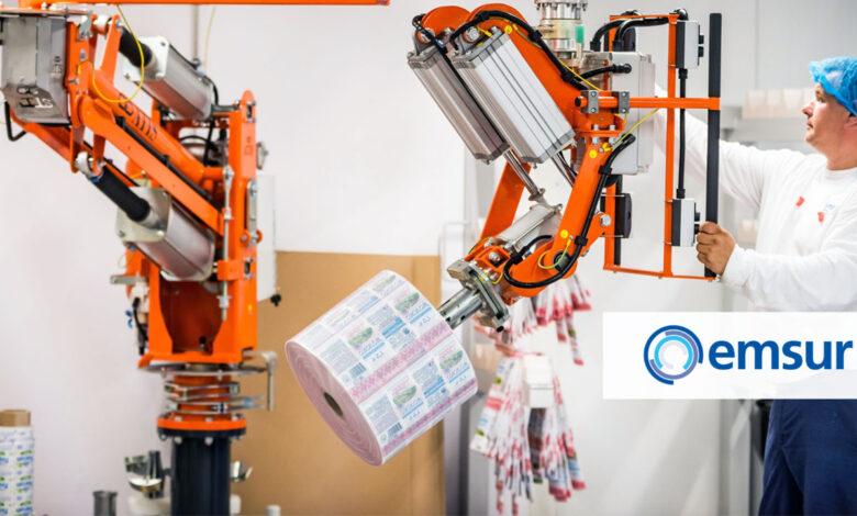 Emsur obtiene certificación para imprimir el marcado DPG en envases de bebidas
