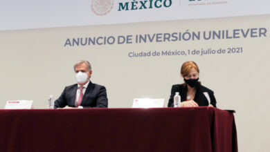 Unilever anuncia inversión en México para impulsar el desarrollo económico y sustentable