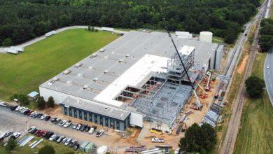 Pregis construye una planta de extrusión de película en Carolina del Norte