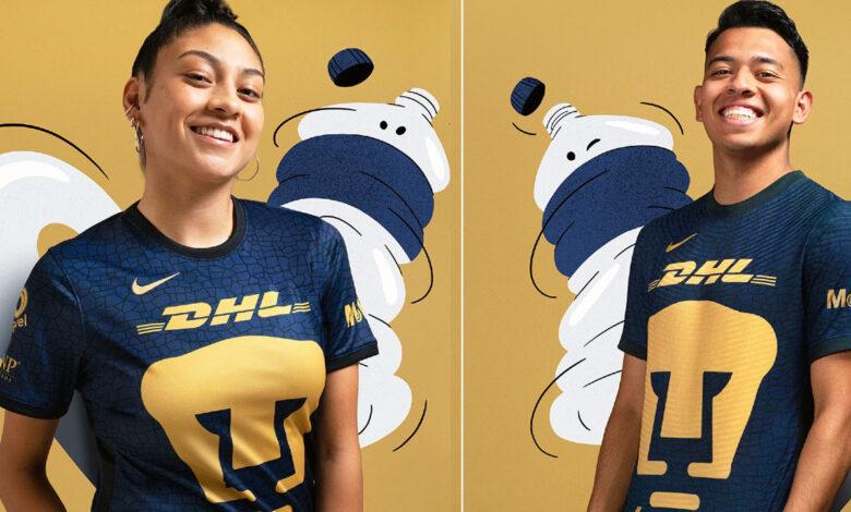 El nuevo jersey de Pumas está hecho con plástico reciclado: esto es lo que debes saber