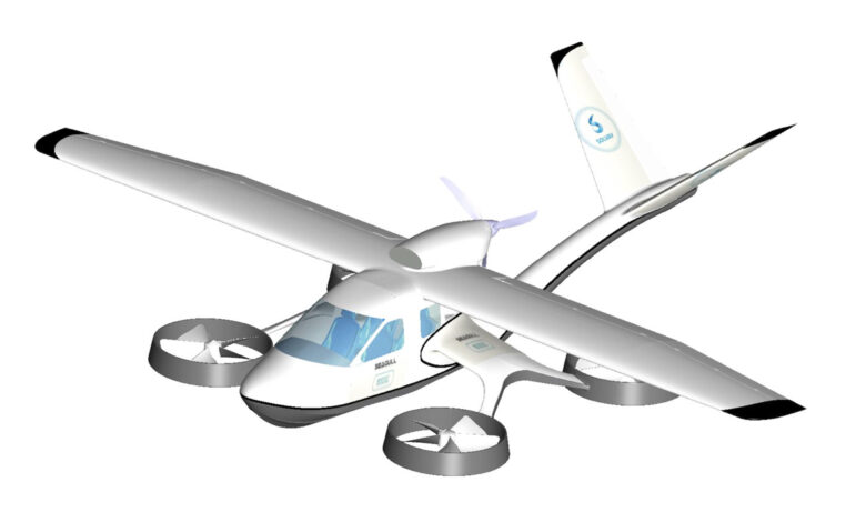 Solvay proporciona apoyo material a Urban Air Mobility Venture