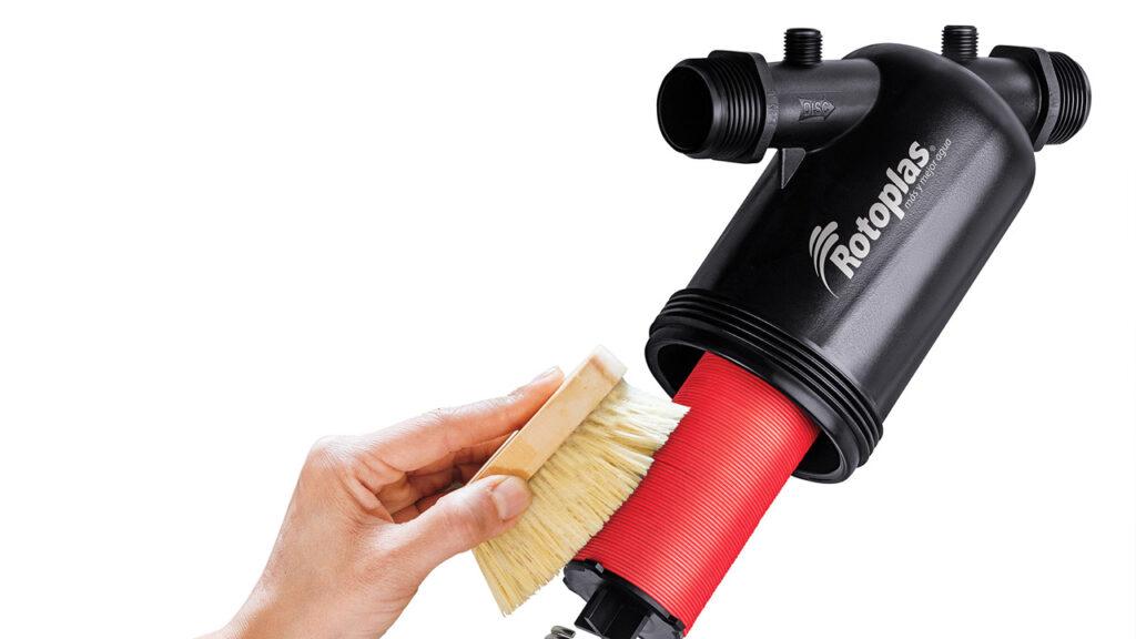 Rotoplas lanza un filtro lavable y reutilizable
