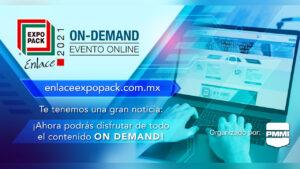 Enlace EXPO PACK ¡todo un éxito!, industriales le dan la espalda a la pandemia