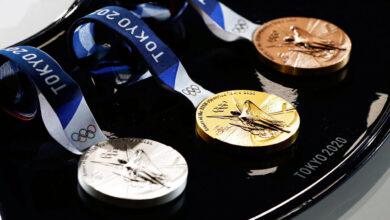 Olimpiadas recicladas: así son las medallas de Tokio 2020