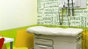Comex lanza pintura con recubrimiento antiviral antibacterial