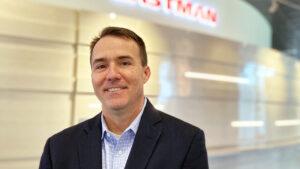 Courtland Jenkins, Commercial Director-Plastics Durables Eastman