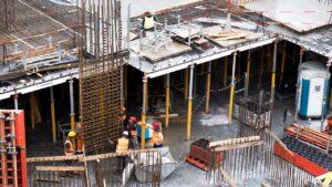 La industria de la Construcción fue una de las más afectadas durante la pandemia