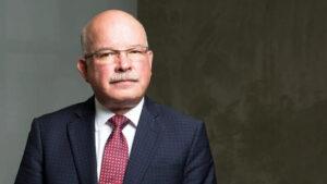 José Guillermo Zozaya, presidente ejecutivo de la AMIA