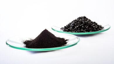 LANXESS lanza un pigmento para facilitar la separación de plásticos