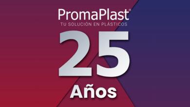 PromaPlast, su solución en plásticos cumple 25 años